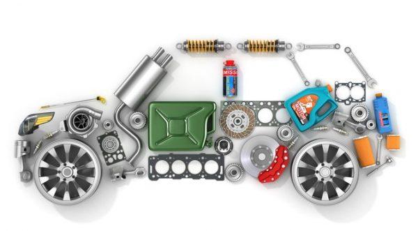 rapid prototyping vehicle parts