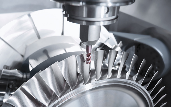 5 axis milling machines