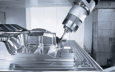 Learning About 5-Axis CNC Machines – Considerations About Size