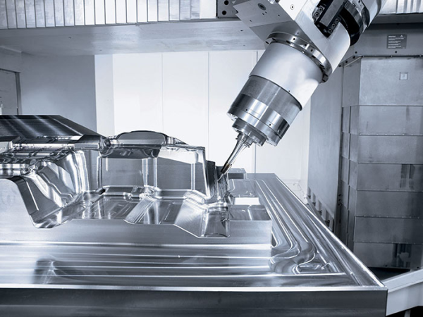 5-axis CNC machines