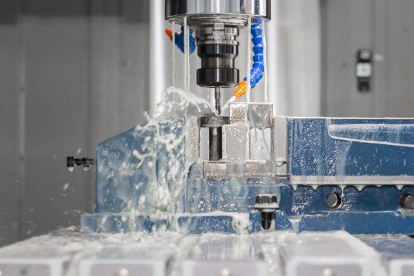 CNC machining manufacturing