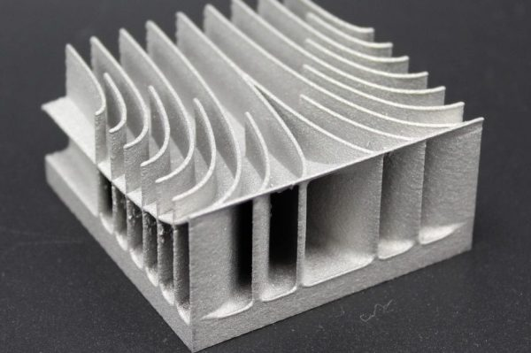 3D printing products (powder bed fusion)