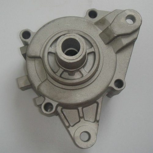 Aluminum die casting compressor cylinder parts