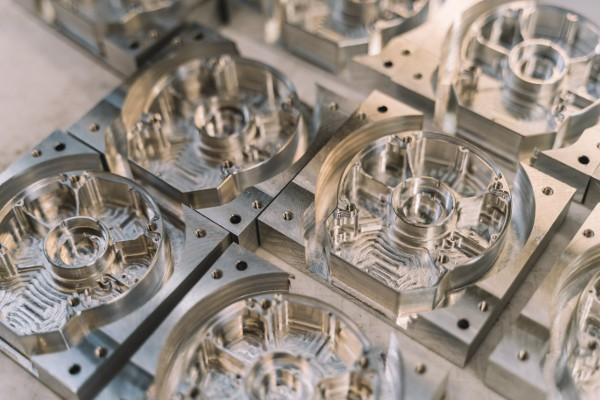 High precision CNC Machining