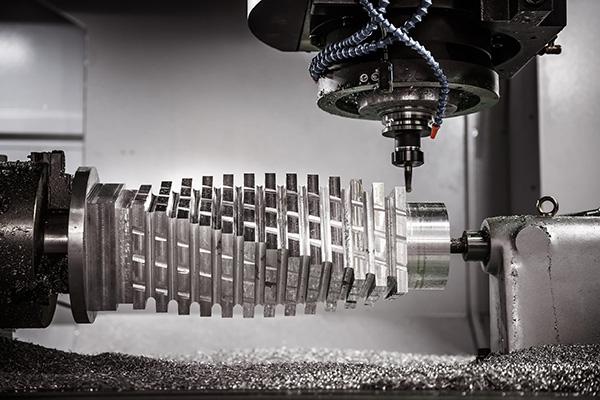 Metalworking CNC milling machines