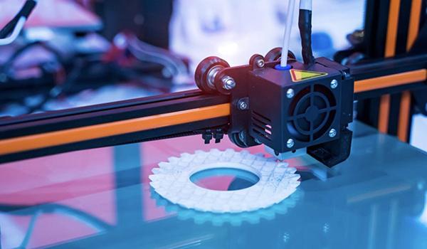 3D printing manfacturing