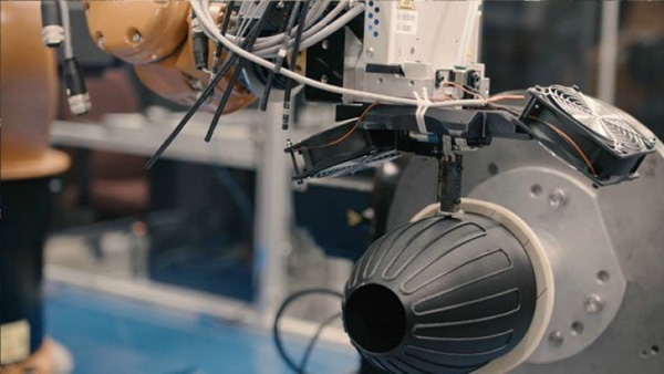 3D printing technology for aerospace industry