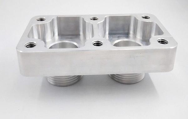 Aluminium CNC machinied rapid prototype
