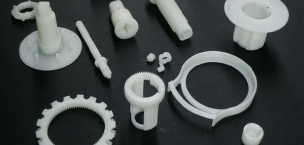Rapid prototype plastic parts