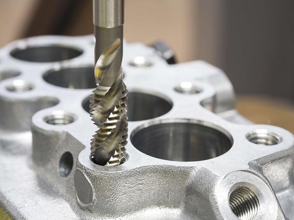 Vertical CNC Milling Tools