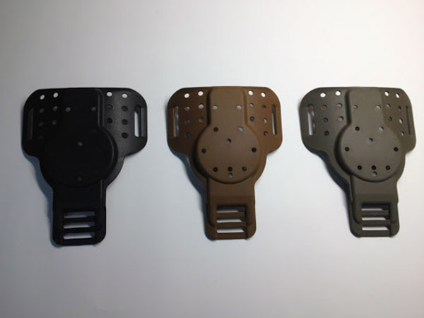 Thermoplastic injection molding products