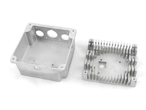 aluminum die casting in LED lighting industries