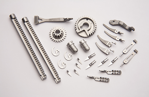metal injection molded parts